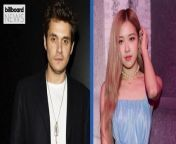 John Mayer appreciates a good cover. So when BLACKPINK's singer Rosé performed a soulful version of his 2006 Continuum track \