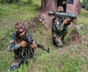 Two terrorists were killed in an encounter with security forces at the Nagberan-Tarsar forest area of Pulwama in Jammu and Kashmir on Saturday. The identity of the militants is yet to be established. The exact location of the encounter was between Namibian and Marsar, in the general area of Dachigam forest, the Kashmir Zone Police said in a tweet.
